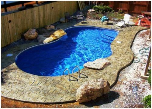 vintage swimming pool designs photo - 5
