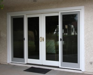 vinyl clad exterior french doors photo - 5