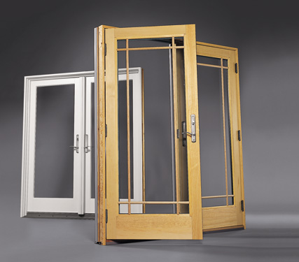 vinyl french doors exterior prices photo - 2