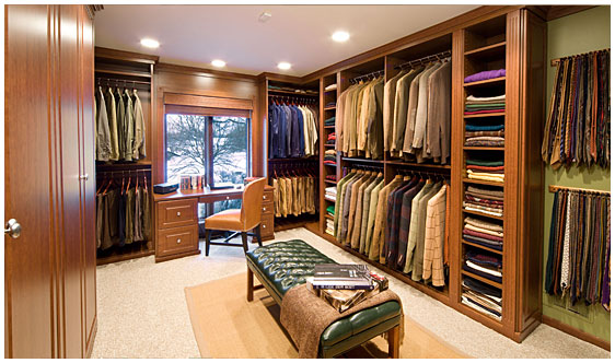Walk in closet best design