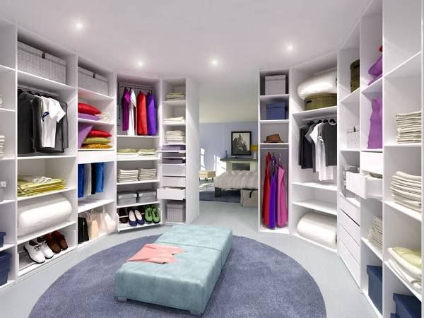 walk in closet best design photo - 2