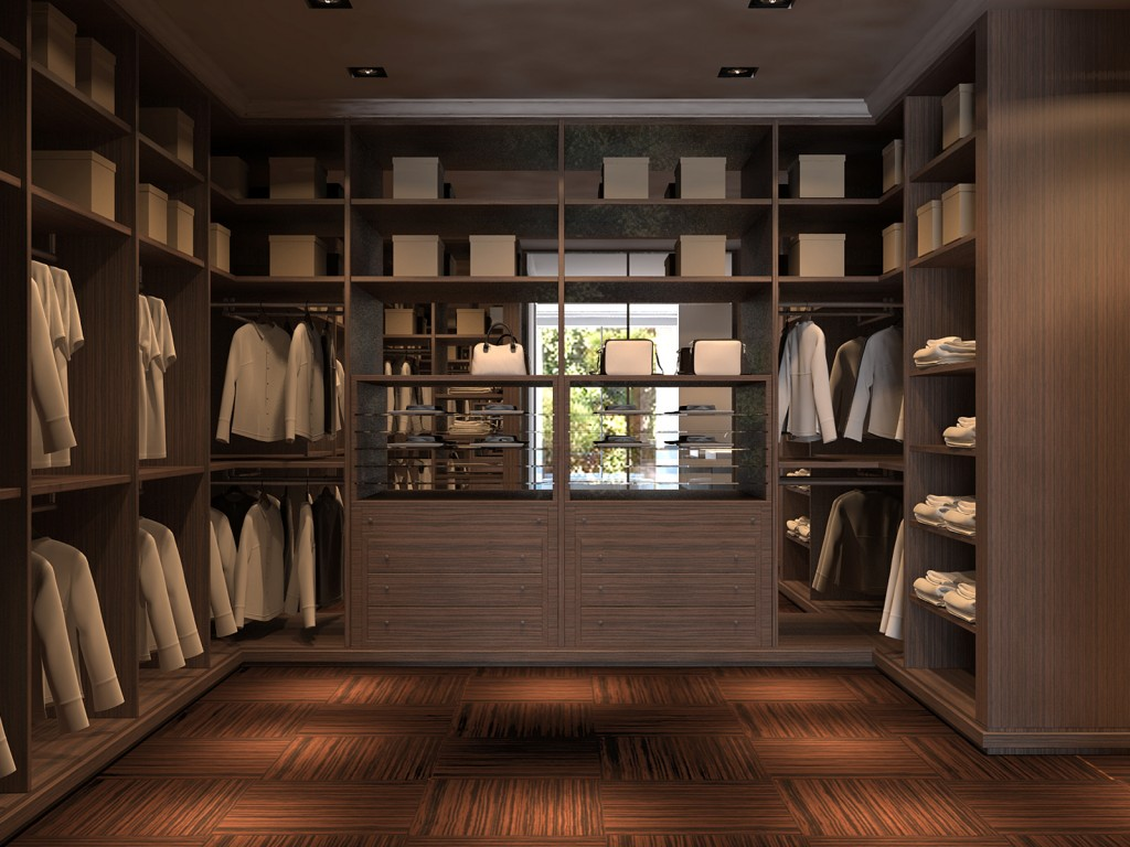 walk in closet best design photo - 3