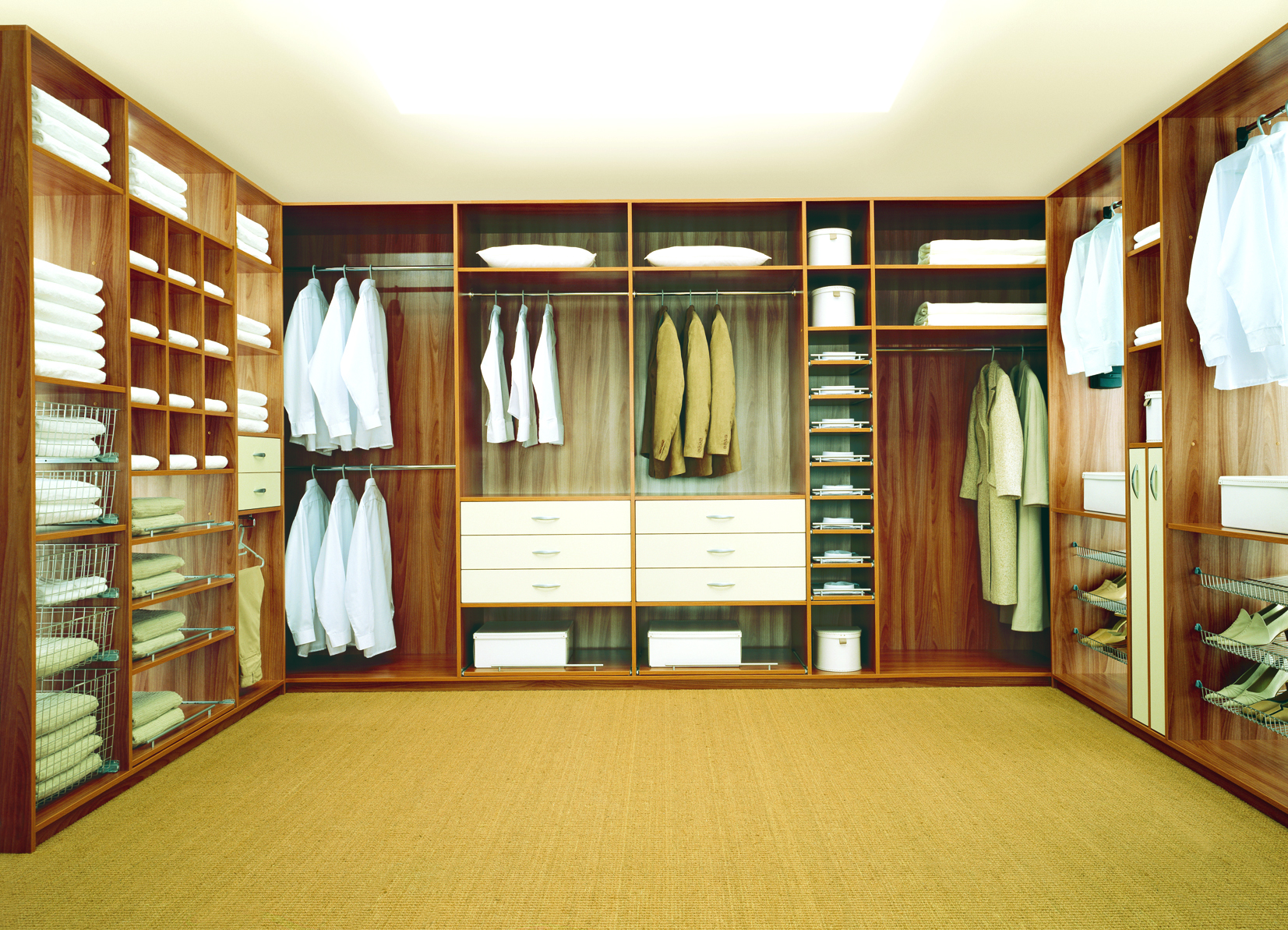 walk in closet best design photo - 6