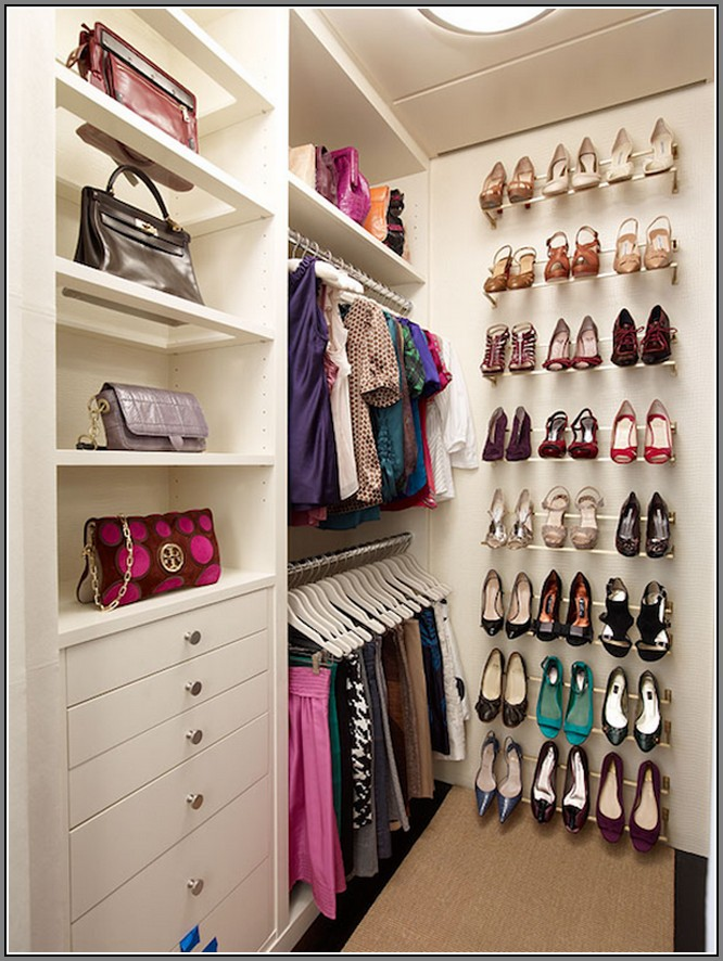 Walk In Closet Design Ideas Diy Photo   4