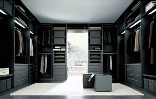 walk in closet design ikea photo - 1