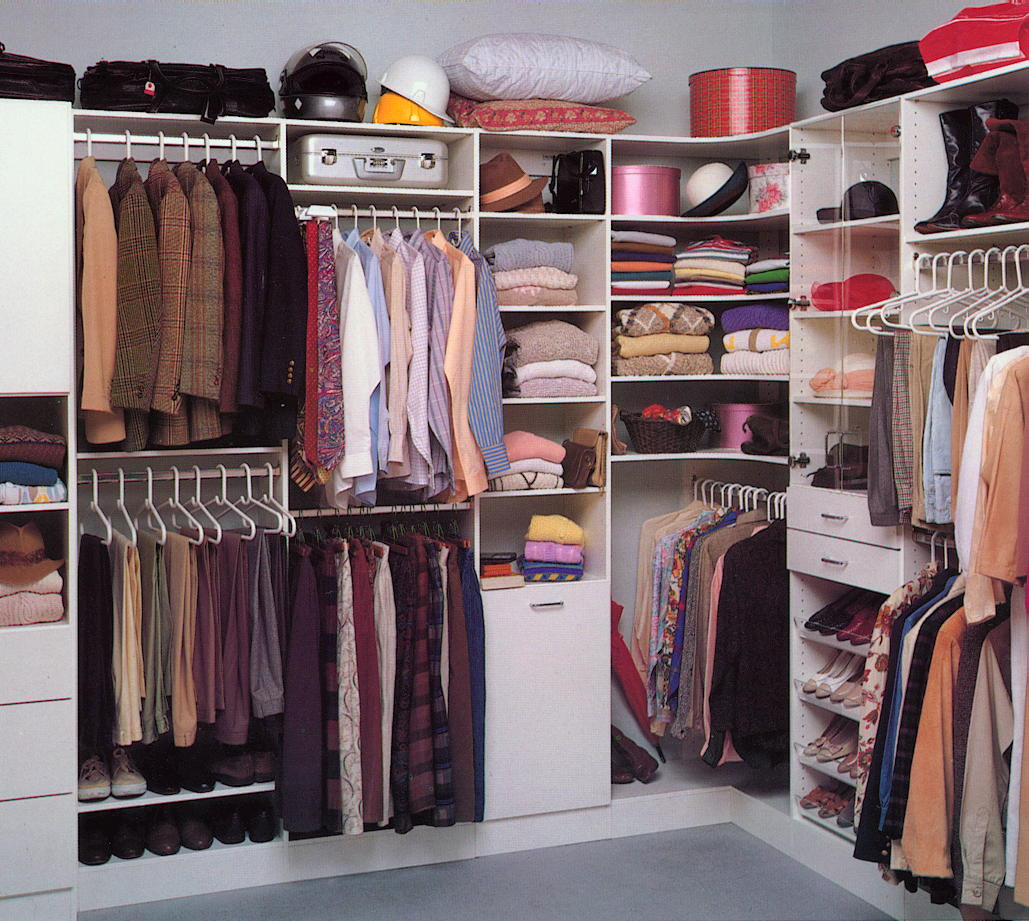 walk in closet design ikea photo 2 - Ikea Closet Design Ideas