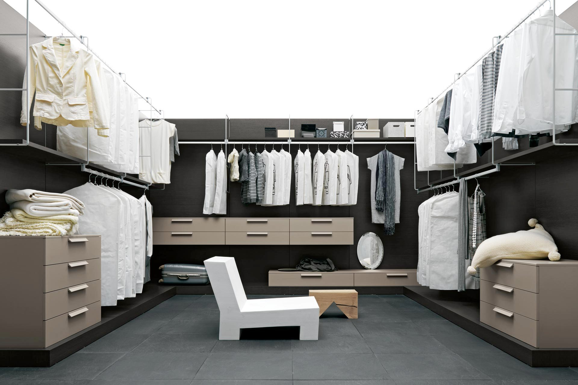 walk in closet design ikea photo 6 - Ikea Closet Design Ideas