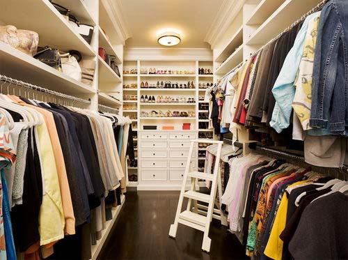 walk in closet designs for teenagers photo - 1
