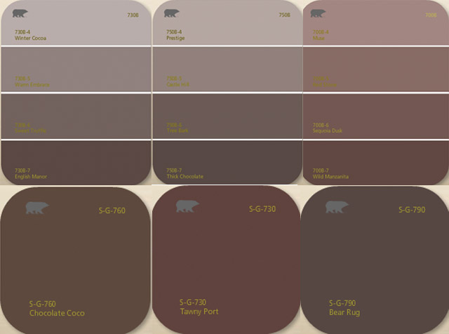 wall colour shades images photo - 4