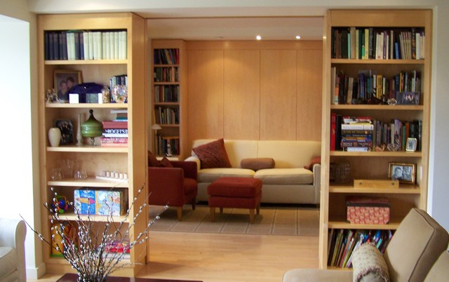 Wall Divider Bookcase Photo 4