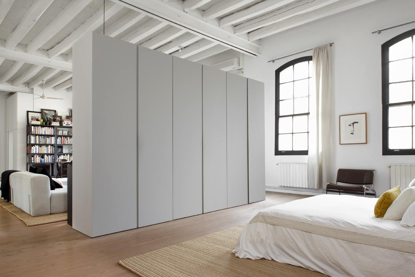 wall dividers ideas photo - 2