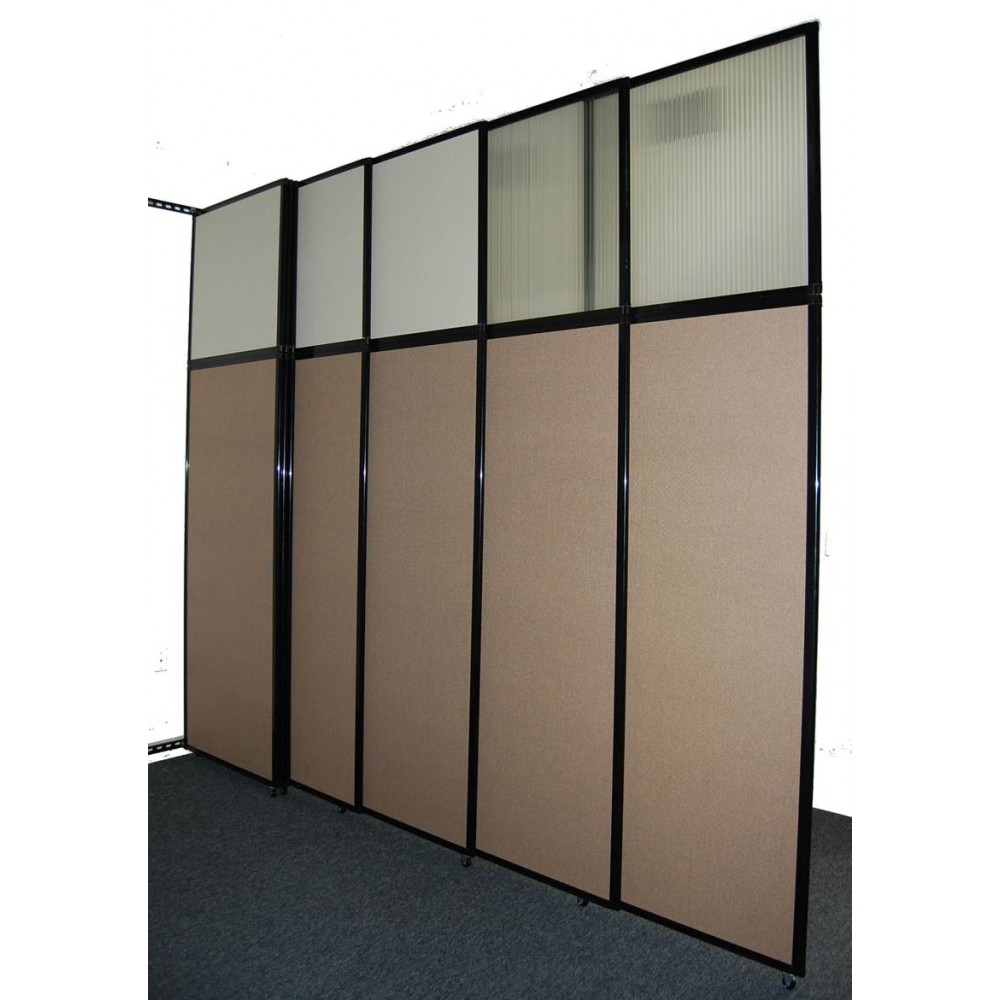 Enhancing limited space with wall dividers ikea interior for Room partition ikea