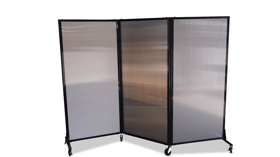wall dividers on wheels photo - 4