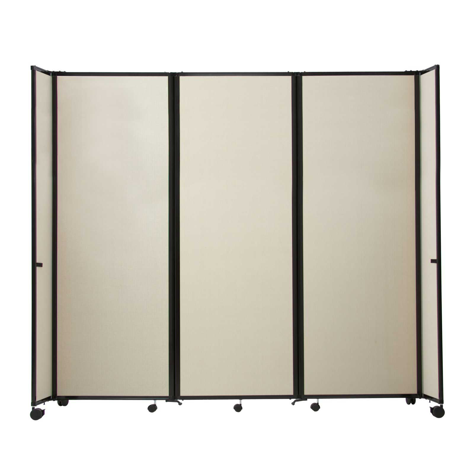 wall dividers on wheels photo - 5