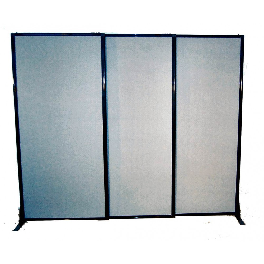 wall dividers on wheels photo - 6