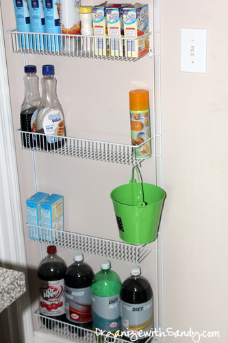 wall mounted pantry shelves photo - 3
