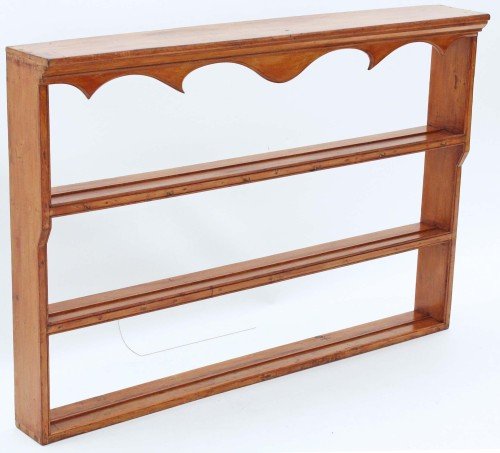 wall mounted plate shelves photo - 6