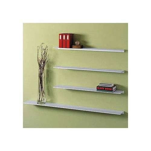 wall mounted shelves bed bath and beyond photo - 1