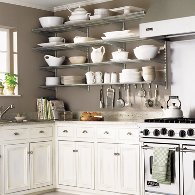 Wall mounted shelves kitchen Interior Exterior Doors