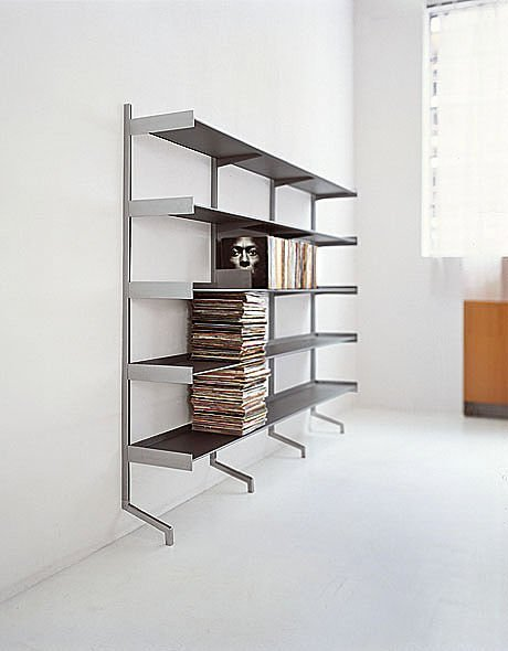 wall mounted shelves metal photo - 2