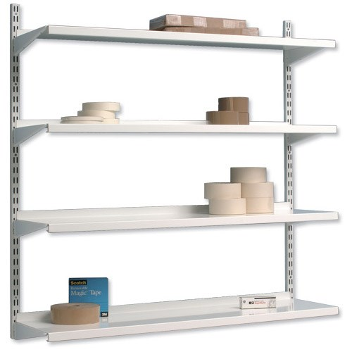 wall mounted shelves metal photo - 6