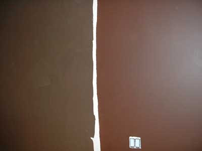 wall paint colors brown photo - 2