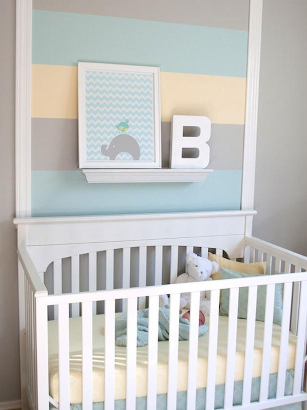 wall paint colors for nursery photo - 5