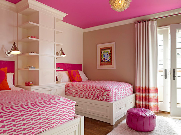 wall paint colors kids room photo - 2