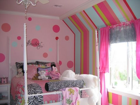 wall paint colors kids room photo - 3