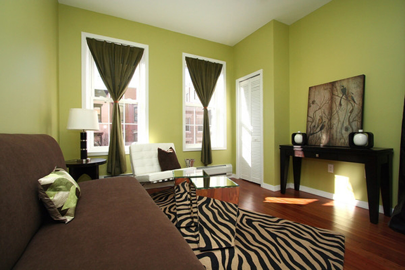 wall paint colors living room photo - 5