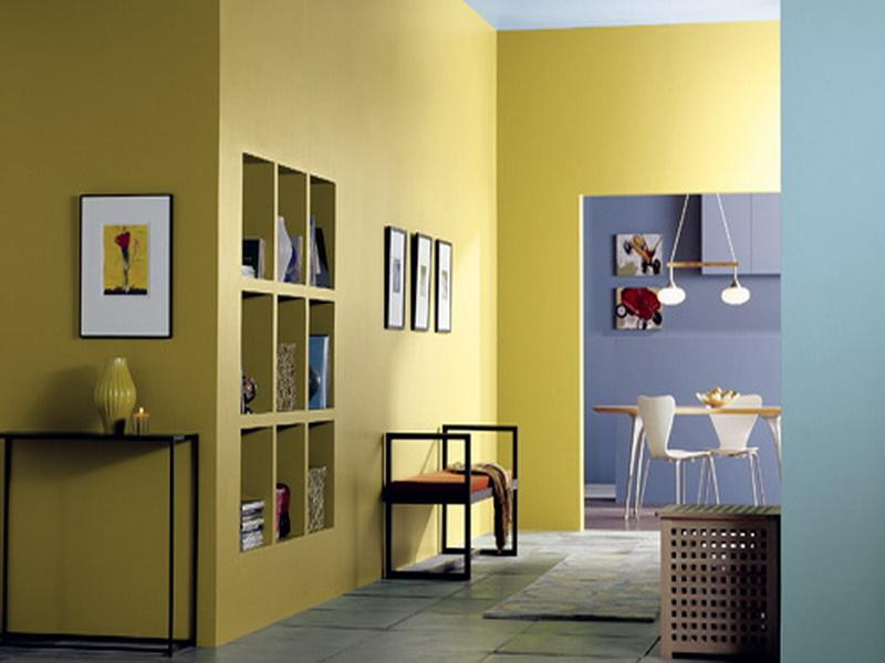 wall paint colors matching photo - 2
