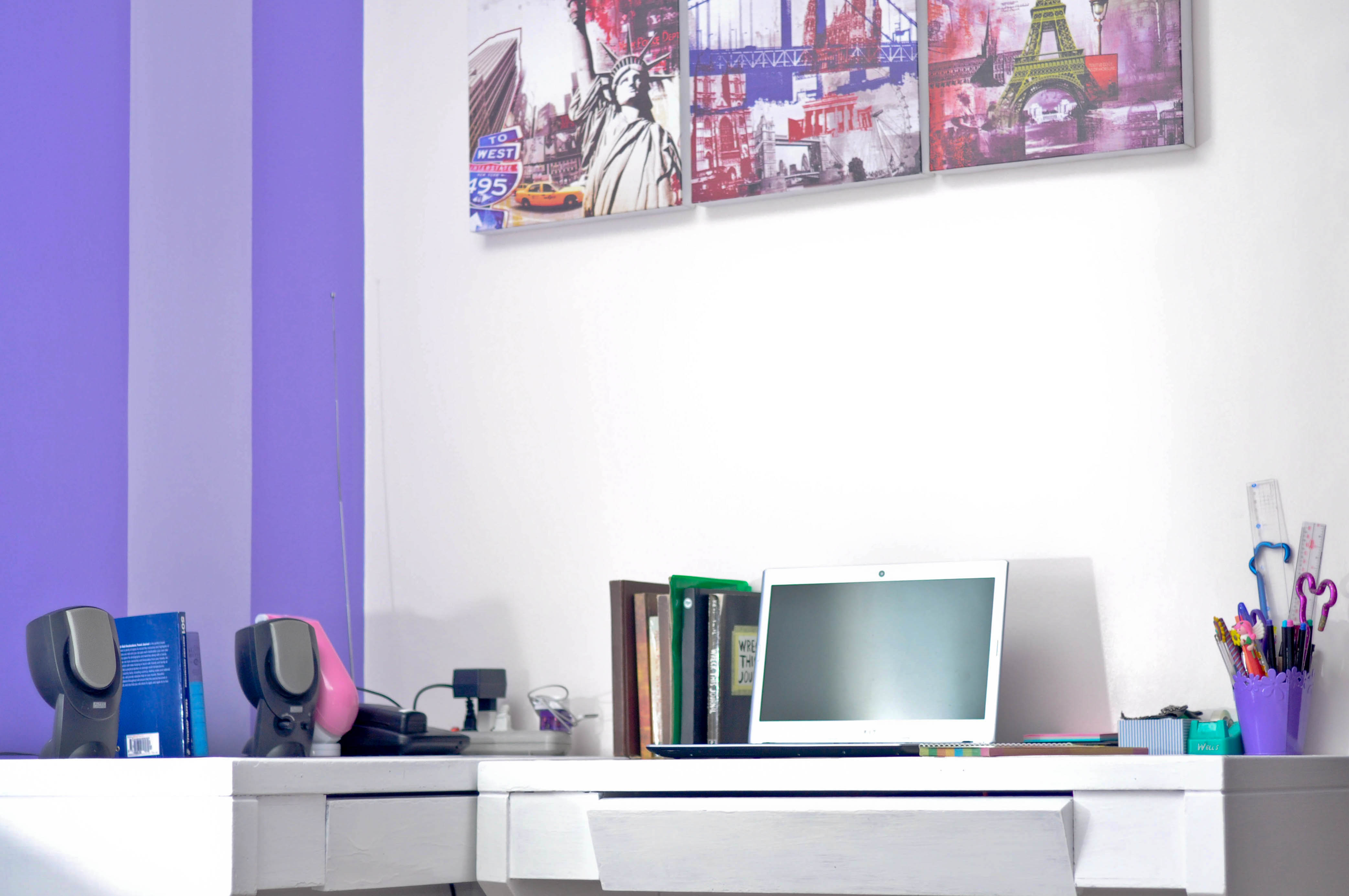 wall paint colors matching photo - 6