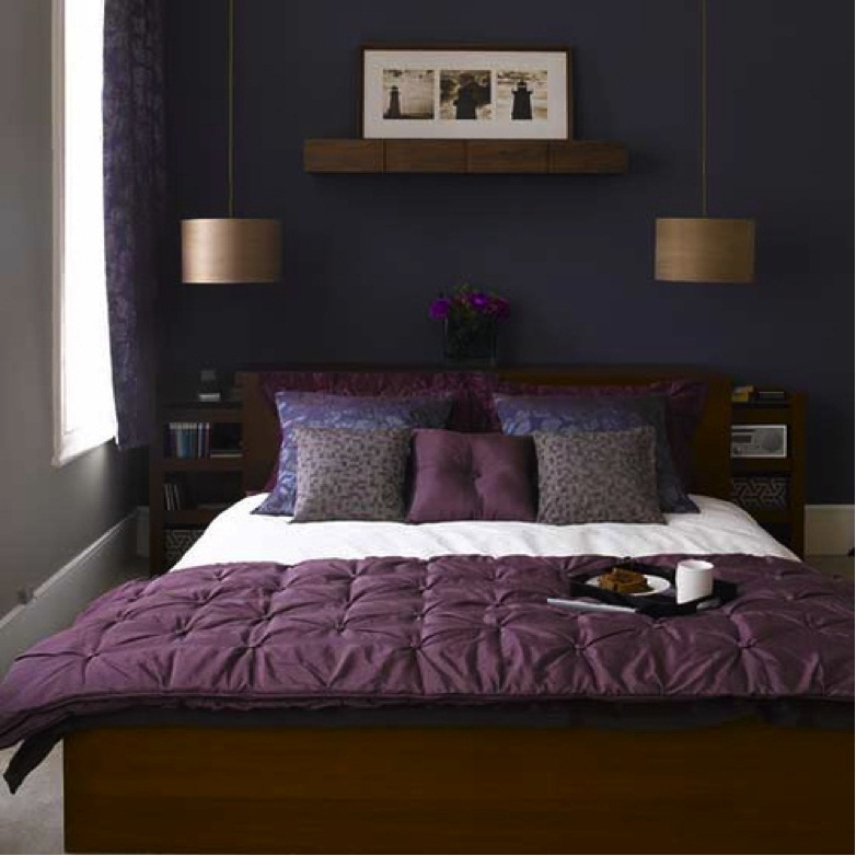wall paint dark colors photo - 6