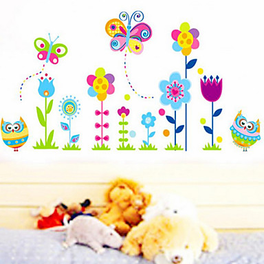 Wall Stickers Flowers Kids Interior Amp Exterior Doors