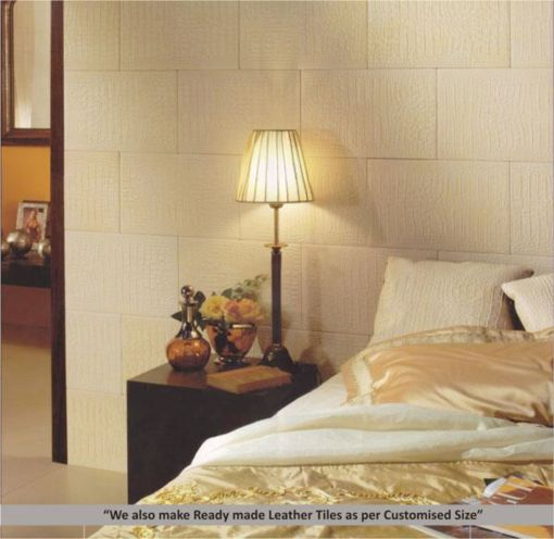 wall tiles design for bedroom photo - 3