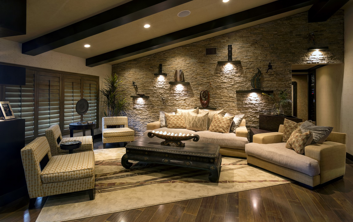 Wall Tiles Design Living Room House Decor - Living room wall tiles design