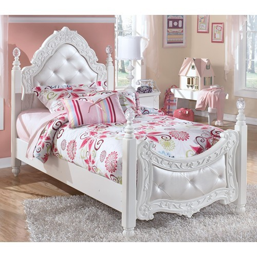 white bedroom furniture for little girls photo - 4