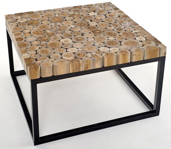 Wood Coffee Table Base Only Photo   3