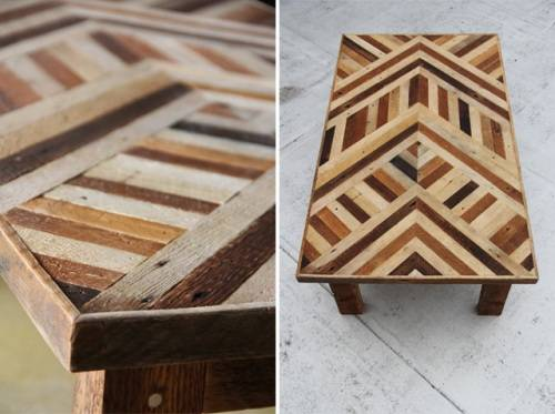 wood coffee table design plans photo - 6