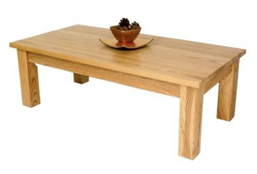 wood coffee table melbourne photo - 6