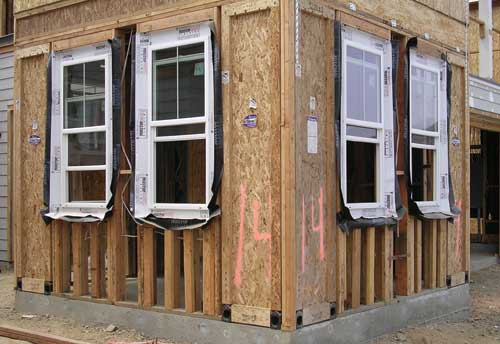 wood shear wall seismic design photo - 1