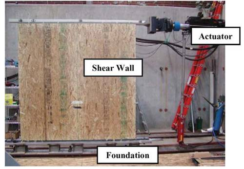 wood shear wall seismic design photo - 2