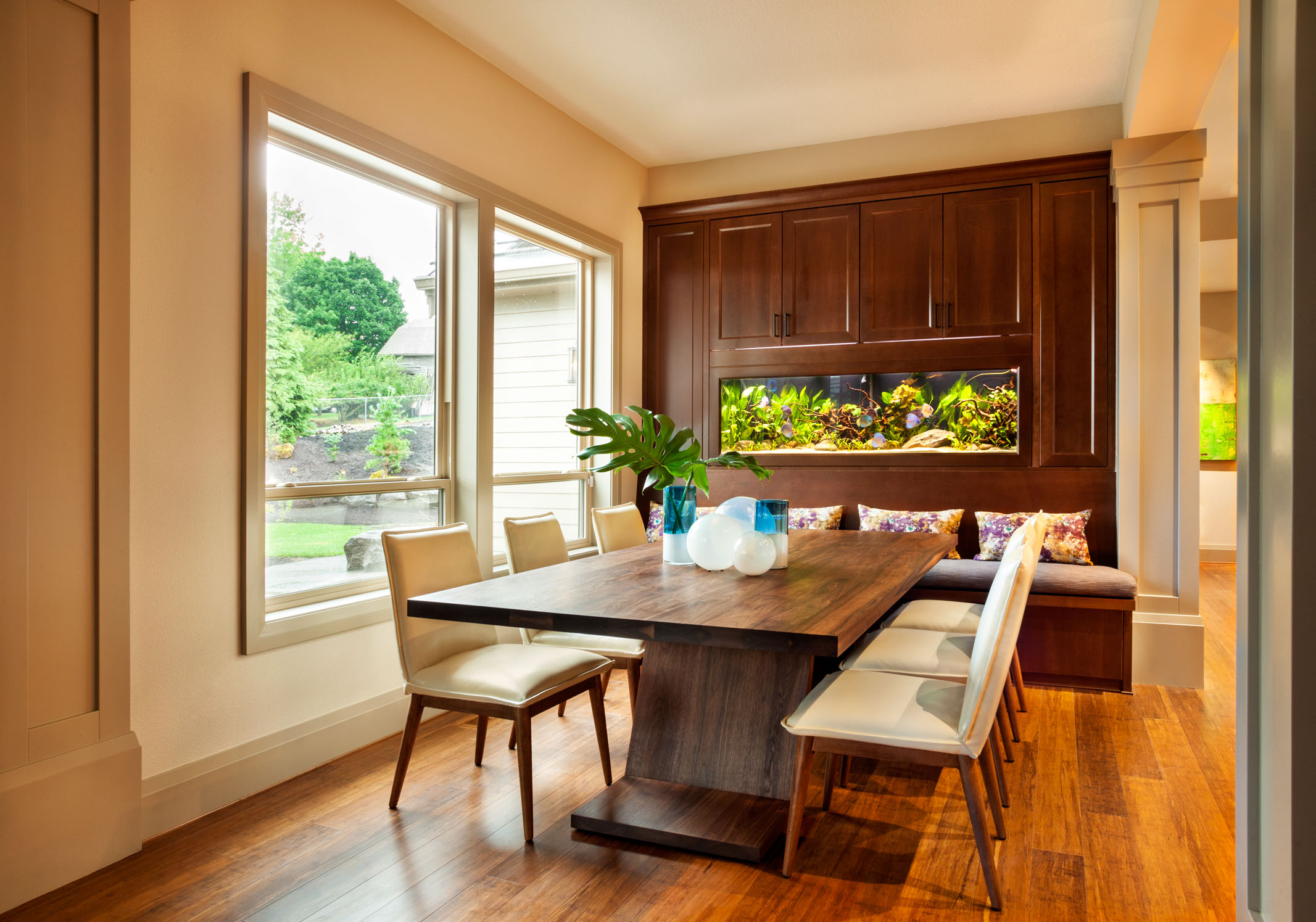 wood table design ideas pictures photo - 4