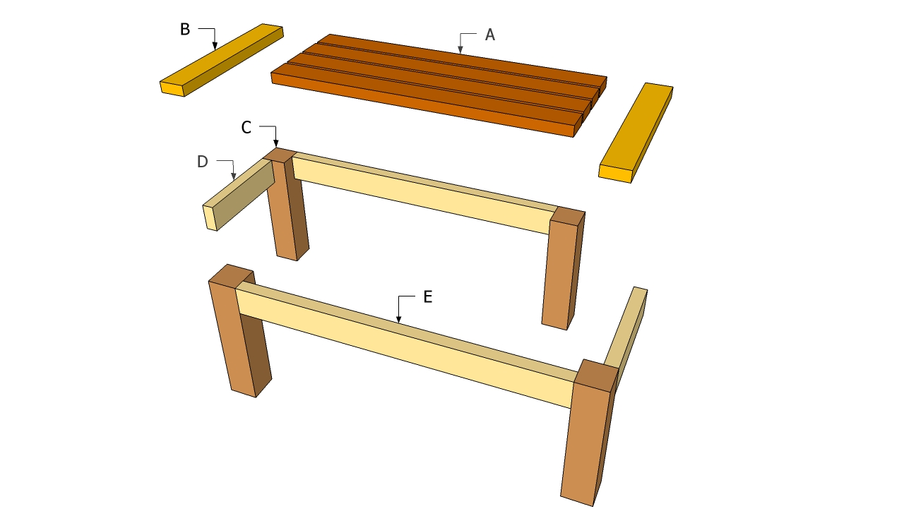 wood table designs free photo - 3