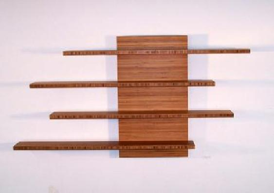 wooden decorative wall shelves photo - 6