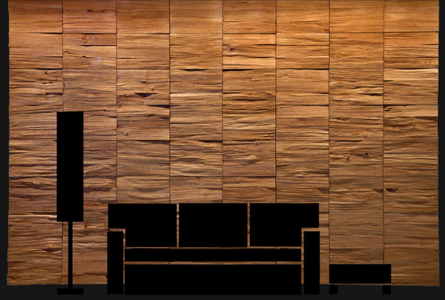 wooden decorative walls photo - 6