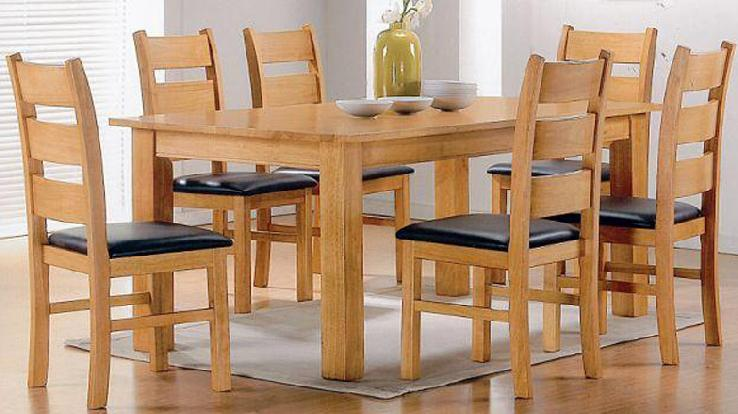 Wooden dining tables and chairs photo   2Wooden dining tables and chairs   Interior   Exterior Doors. Dining Set Wood. Home Design Ideas