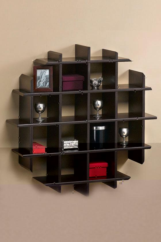 wooden wall shelves design photo 6 - Wooden Wall Rack Designs