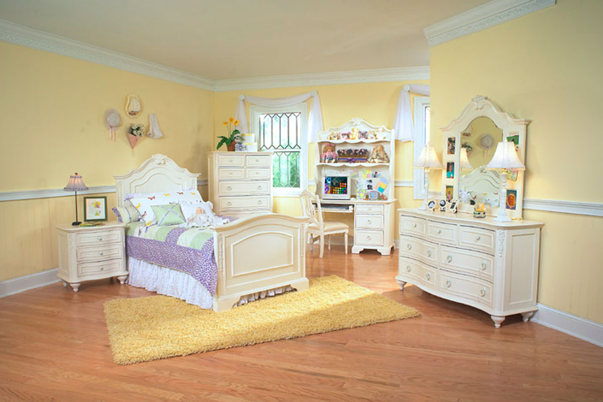 youth bedroom furniture for girls photo - 1
