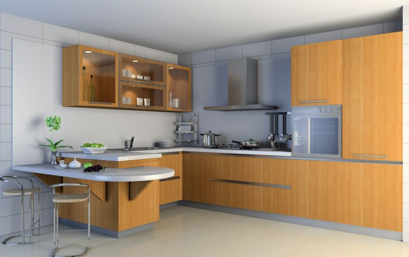 Zen Interior Design Kitchen Image
